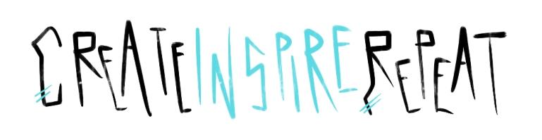 Ceate Inspire Repeat Logo